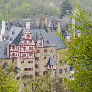 Burg Eltz Moselkern Mosel Umgebung Bruttig