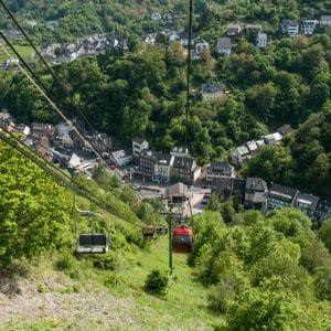 Seilbahn Sesselbahn Cochem