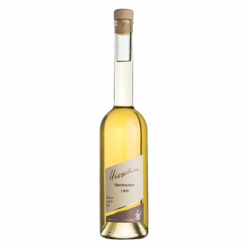 Weintrauben-Likör Weingut Hirschen