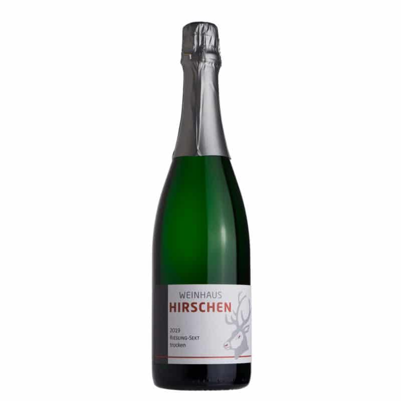Riesling Sekt trocken Weingut Hirschen Mosel
