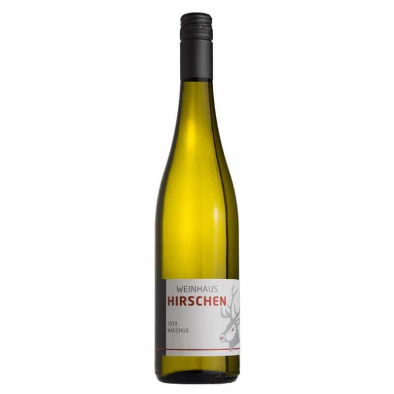 Bacchus lieblich Weißwein Mosel Weingut Hirschen