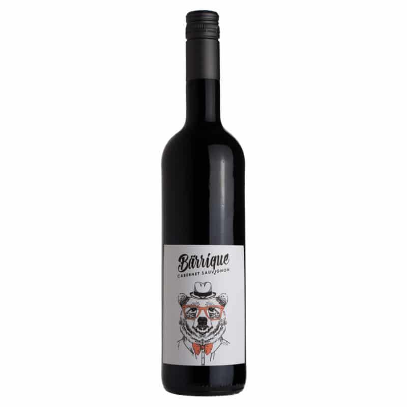 Bärrique Cabernet Sauvignon trocken - Rotwein Mosel Barrique Fass - Weingut Hirschen