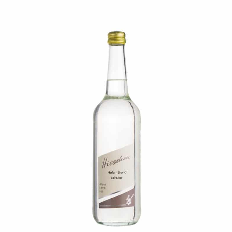 Hefe Brand - Schnaps Mosel - Weingut Hirschen