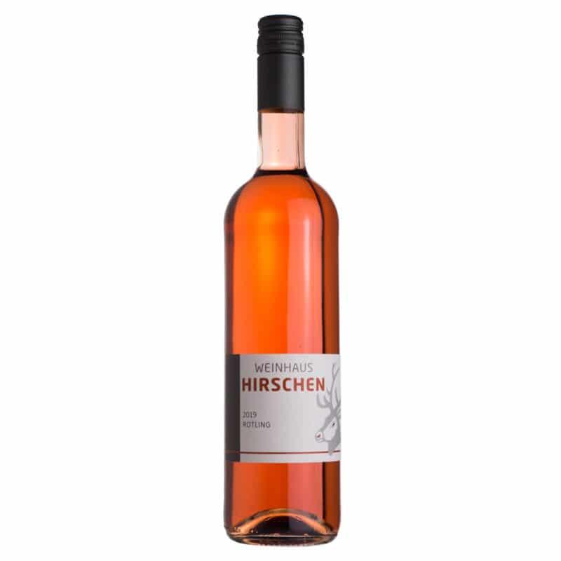 Rotling Rose Lieblich - Wein Mosel - Weingut Hirschen