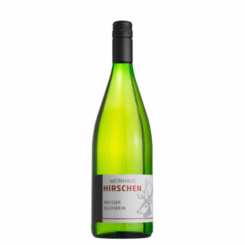 Weißer Glühwein Weingut Hirschen Mosel